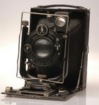 ZEISSIKON DONATA 9X12cm CAMERA MADE IN GERMANY