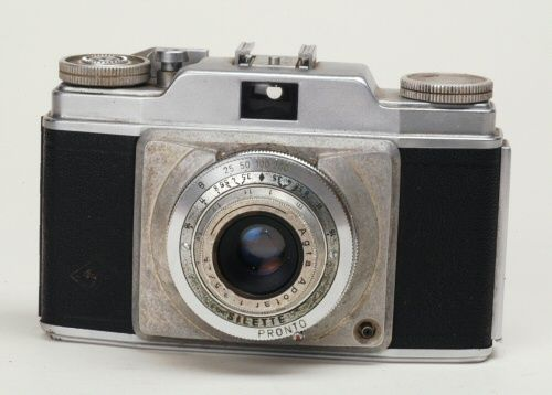 ORIGINAL AGFA MADE IN GERMANY